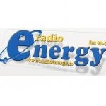 Logo da emissora Energy 93.9 FM