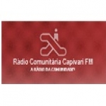 Logo da emissora Rádio Comunitária Capivari 87.9 FM