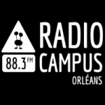 Logo da emissora Campus Orleans 88.3 FM
