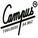 Logo da emissora Campus Toulouse 94 FM
