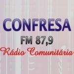 Logo da emissora R�dio Confresa 87.9 FM