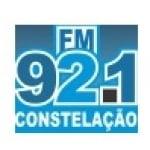 Logo da emissora R�dio Constela��o 92.1 FM