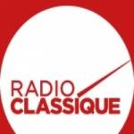 Logo da emissora Radio Classique