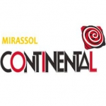 Logo da emissora Rádio Continental 101.5 FM