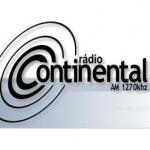 Logo da emissora R�dio Continental 1270 AM