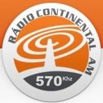 Logo da emissora R�dio Continental 570 AM