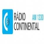 Logo da emissora R�dio Continental 1330 AM