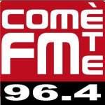 Logo da emissora Comète 96.4 FM