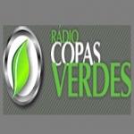 Logo da emissora R�dio Copas Verdes 101.3 FM