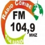 Logo da emissora Rádio Coribe 104.9 FM
