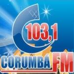 Logo da emissora Rádio Corumbá 103.1 FM