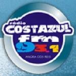 Logo da emissora R�dio Costa Azul 93.1 FM