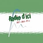 Logo da emissora Radio D'ici 97 FM