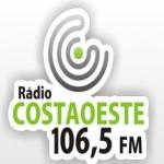 Logo da emissora R�dio Costa Oeste 106.5 FM