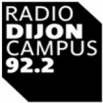 Logo da emissora Dijon Campus 92.2 FM