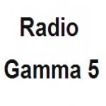 Logo da emissora Gamma 5 94 FM