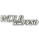 Logo da emissora WDLB 1450 AM