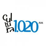 Logo da emissora R�dio Cultura 1020 AM