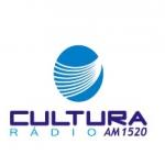 Logo da emissora R�dio Cultura 1520 AM