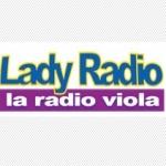 Logo da emissora Lady Radio 90.8 FM