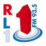 Logo da emissora L'Aquila 1 93.5 FM