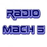 Logo da emissora Radio Mach 5 94.5 FM