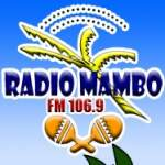 Logo da emissora Mambo 106.8 FM