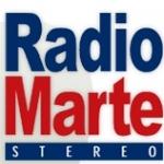 Logo da emissora Marte 95.6 FM
