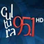Logo da emissora R�dio Cultura HD 95.1 FM