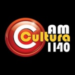 Logo da emissora R�dio Cultura 1140 AM