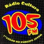 Logo da emissora R�dio Cultura 105.9 FM