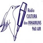 Logo da emissora R�dio Cultura dos Inhamuns 960 AM