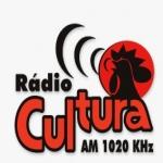 Logo da emissora R�dio Cultura de Jales 1020 AM
