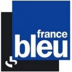 Logo da emissora France Bleu Haute Normandie Rouen 100.1 FM