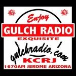 Logo da emissora KCRJ 1670 AM Gulch