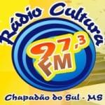 Logo da emissora Rádio Cultura 97.3 FM