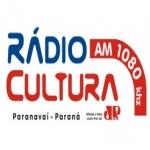 Logo da emissora R�dio Cultura 1080 AM