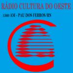 Logo da emissora R�dio Cultura do Oeste 1560 AM