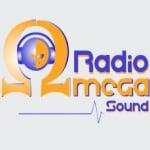 Logo da emissora Omega Sound 91.4 FM