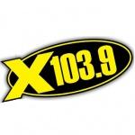 Logo da emissora KEDJ 103.9 FM