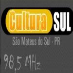 Logo da emissora R�dio Cultura Sul 98.5 FM