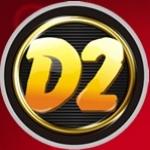 Logo da emissora R�dio D2 FM 95.3