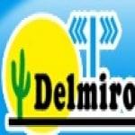 Logo da emissora R�dio Delmiro 760 AM