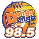 Logo da emissora Rádio Dengo Dengo 98.5 FM