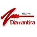 Logo da emissora R�dio Diamantina 87.9 FM