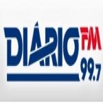 Logo da emissora R�dio Di�rio 99.7 FM
