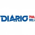 Logo da emissora Rádio Diário 99.7 FM