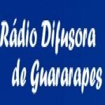 Logo da emissora Rádio Difusora Guararapes 1450 AM
