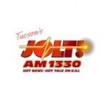 Logo da emissora KJLL 1330 AM