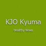Logo da emissora KJOK 1400 AM